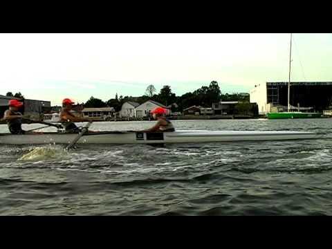 Churchie Rowing 2010