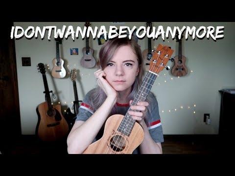 idontwannabeyouanymore - billie eilish (ukulele cover)