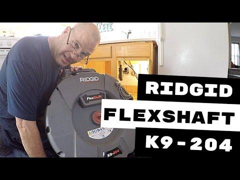 plumbing-repairs-|-ridgid-flexshaft-drain-machines-|-plumbing-apprentice