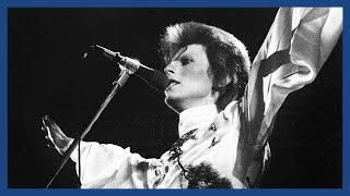 David Bowie 1947-2016 - video tribute