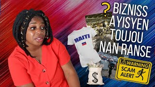 Strorytime: DRAGGING TRASH HAITIAN BUSINESSES - Mwen Fi'n Avek Yo 🙄