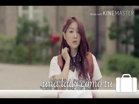 Una lady como tu ❤-video clip coreano-