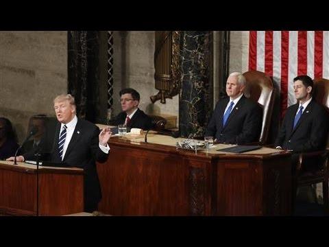 Trump Announces New Victims Unit of Homeland Security Dept.