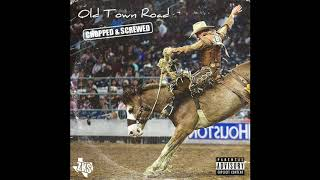 Lil Nas X - Old Town Road (Remix) (Chopped & Screwed) by ZK$