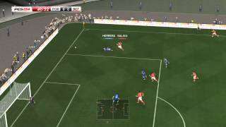 PES 2014 - Porto vs Benfica Gameplay PC