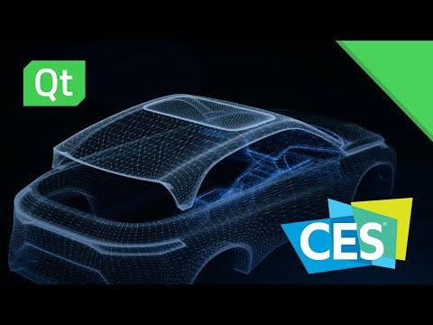 CES 2021 - Teaser Trailer (Qt)
