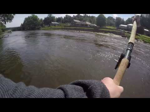 Pitlochry/Portnacraig River Tummel Close One