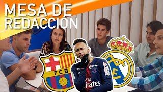 MdR | ¿Dónde jugará NEYMAR? ⚽ ¿BARÇA o REAL MADRID? 🤔