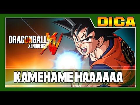 Dragon Ball Xenoverse - Dicas #5 - Como conseguir o KAMEHAME-HAAAAAAA