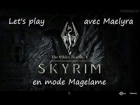 Let's Play FR Skyrim #8