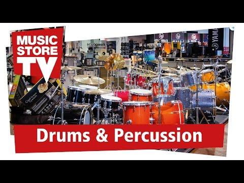 MUSIC STORE Drum & Percussion Department - Drummer's Paradise