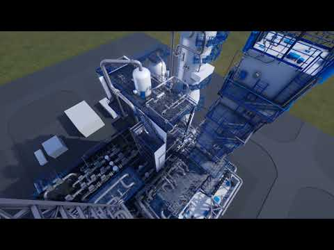 Virtual Reality Training for Operators by Linde