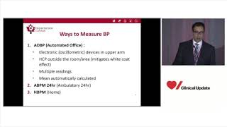 Hypertension - Putting the guidelines into practice (Ally Prebtani) Heart\u0026Stroke Clinical Update