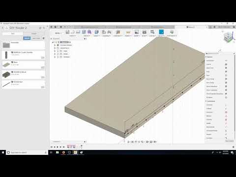 DIY Metal Router Part 5