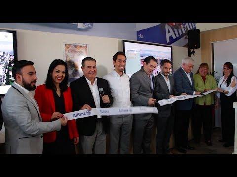 Allianz México – Inauguración Toluca (Julio 2018)