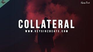 """Collateral"" - Deep Underground Rap Beat | Dark Sad Hip Hop Instrumental Flute [prod. by Veysigz]"