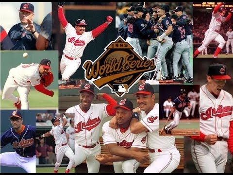 Cleveland rocks the story of the 1995 cleveland indians youtube - Cleveland indians pictures ...