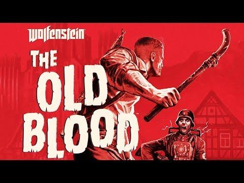 Wolfenstein: The Old Blood - Game Movie 2019 (all Cutscenes) [60fps, 1080p]