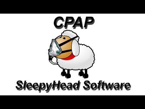 CPAP-SleepyHead Software