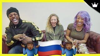 🇷🇺 Russisch für Anfänger 😂 - Jokah Tululu