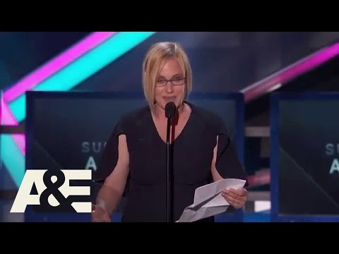 Patricia Arquette Wins Best Supporting Actress - 2015 Critics