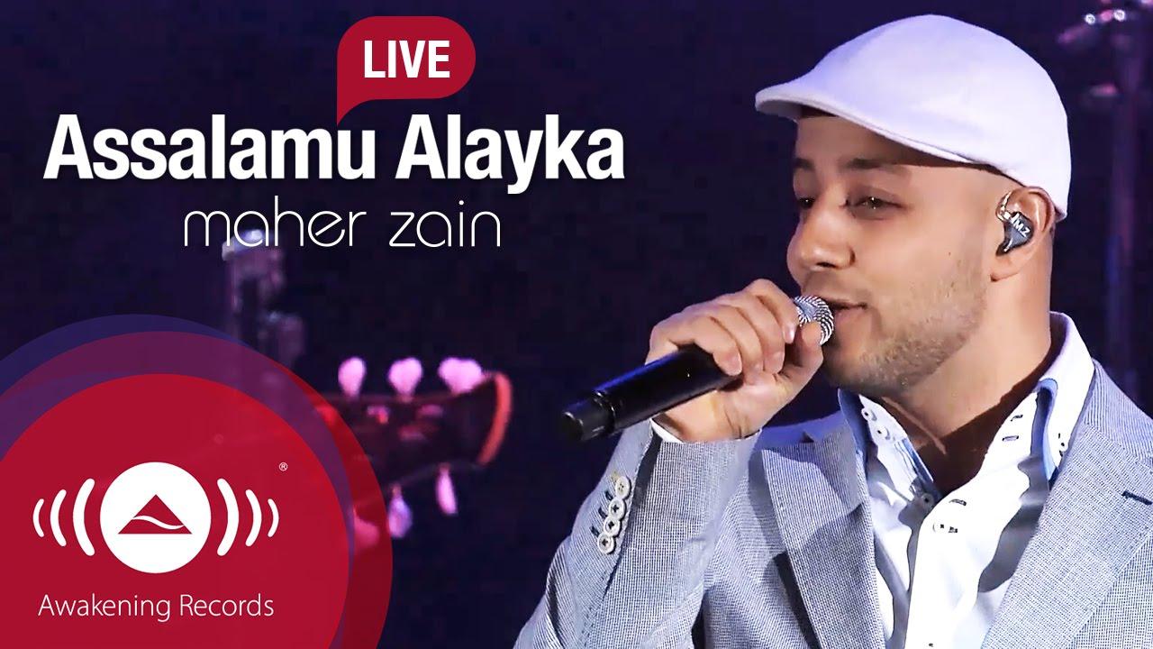 Download Maher Zain - Assalamu Alayka | Awakening Live At The London Apollo