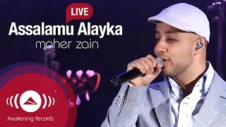 Maher Zain - Assalamu Alayka | Awakening Live At The London Apollo - Stafaband