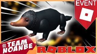 How to get NIFFLER Companion HALLOWEEN Roblox Event 2018 Hallows Eve Event