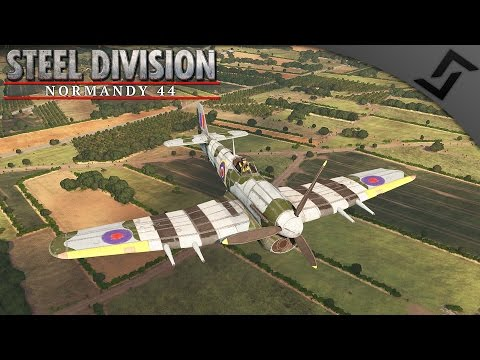 *NEW* British 6th Airborne Review - Steel Division: Normandy 44 - Beta Gameplay