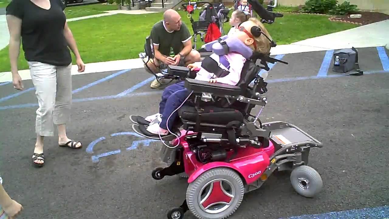 Power wheelchair kids - Power Wheelchair Kids 2
