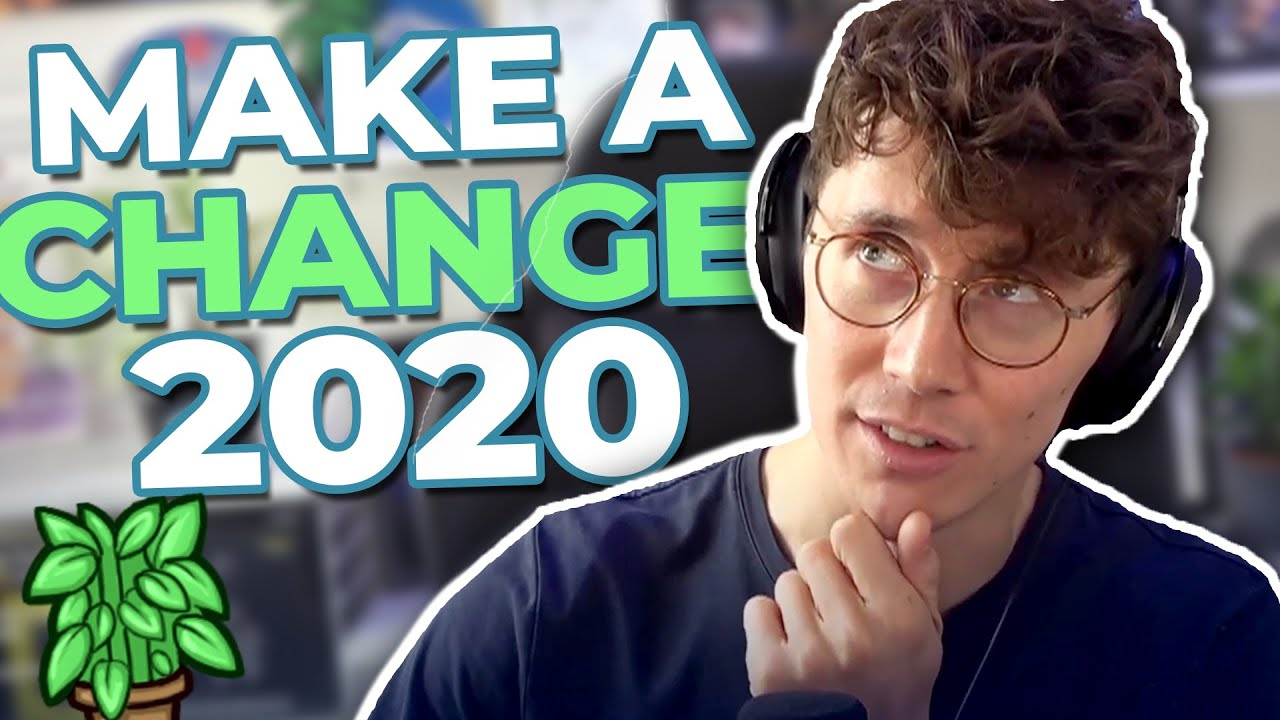 ♥ MAKE A CHANGE in 2020 - Sp4zie