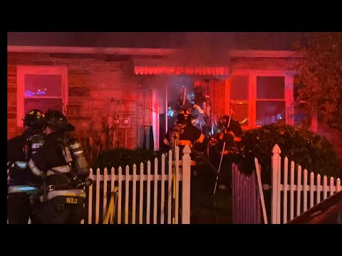 City of Orange Signal 11 House Fire on White Street