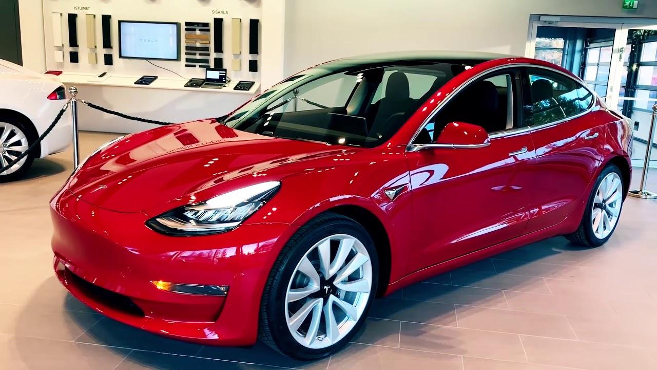 Käytetty Tesla