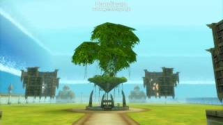 MMORPG【Lucent Heart】ルーセントハートBGM NO,1 ~Anteacar city of Magic~