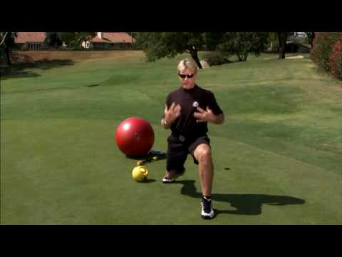 Golf Conditioning Exercises | How to Increase Golf Strength for Your Lower Body | Golf Fitness