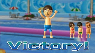 Wii Party - Guest C vs Rival Advanced Difficult| Cartoons Mee