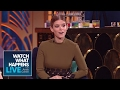 kate mara on when she and jamie bell fell in love wwhl