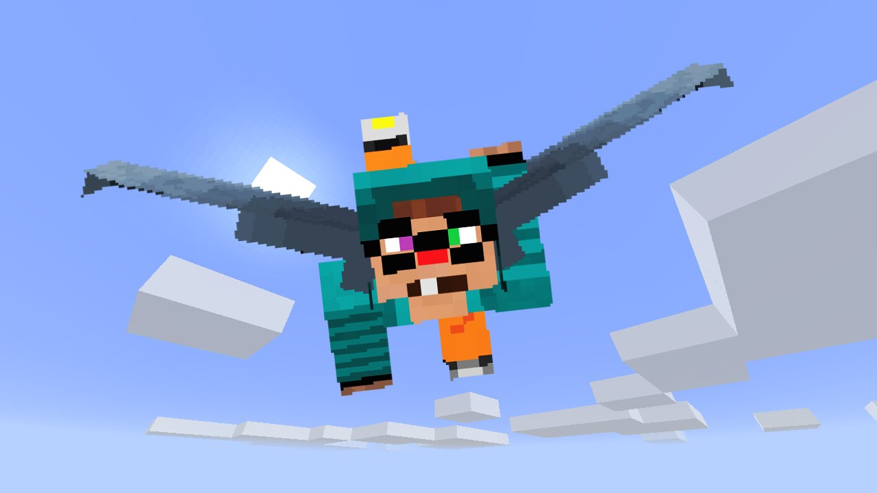 Simple Wing rig - Rigs - Mine-imator forums
