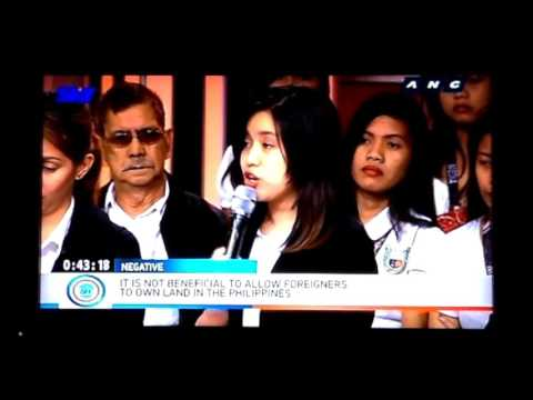 ANC Square Off: University of San Carlos vs Ateneo de Davao