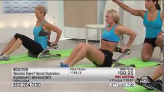 Wonder Core Smart Exercise System | HSN