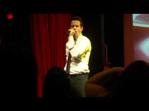 Joey McIntyre Emanuel Kiriakou Sex is on Fire Vegas 2/5