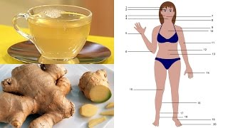 5 Reasons Why You Should Drink Ginger Tea