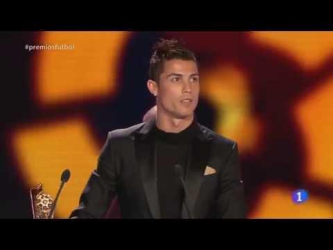 Cristiano Ronaldo - LFP Gala 2013 [HD]