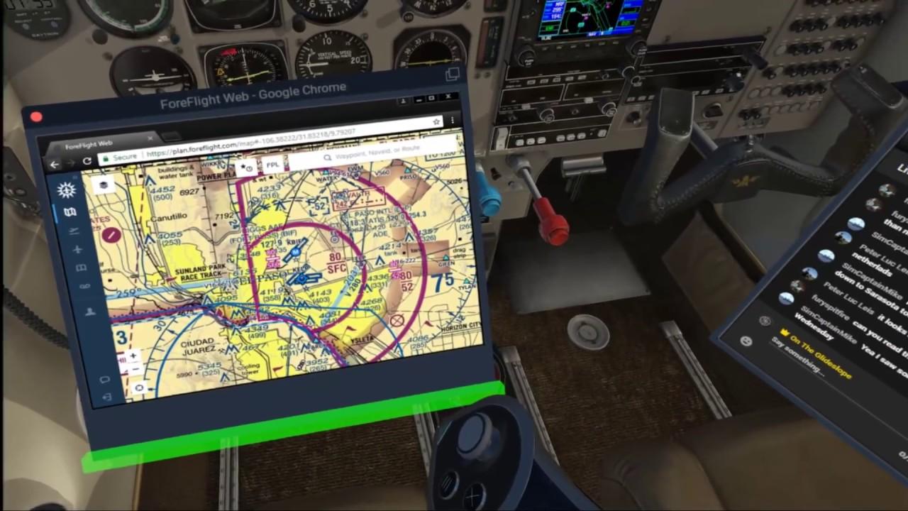 AviTab: Moving maps and PDF charts in VR - AviTab Plugin - X-Plane