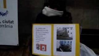 La *uralita del mercado del Pilar otro nido de contaminación