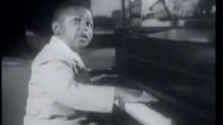 "Frank ""Sugar Chile Robinson"" with Count Basie"