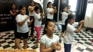 Raat kamaal hai || Dance choreography || Juniors || Saraswati dance academy roorkee