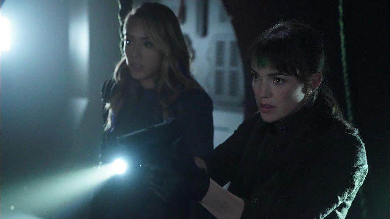 "Download Marvel's Agents of S.H.I.E.L.D. | Season 6, Ep. 1 Sneak Peek ""Deep Space"""