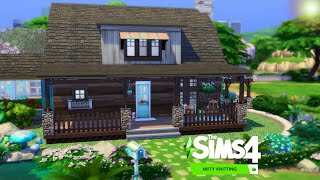The Sims 4 - Grandparents Cottage (Nifty Knitting Stuff Pack)