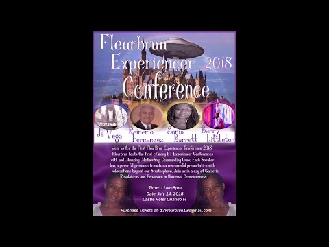 Fleurburn Experiencer Conference 2018